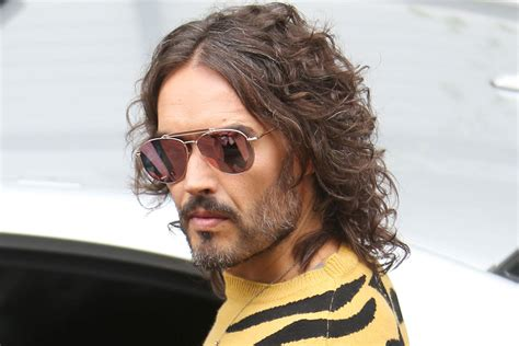russell brand latest russell brand reflects on very wonderful marriage to