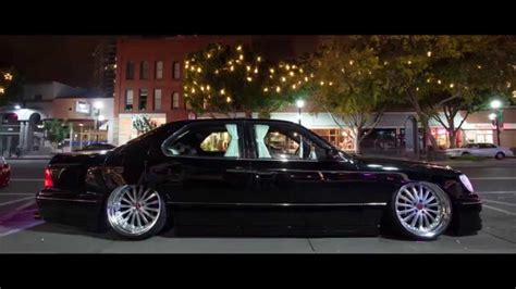 bagged ls400 kyoei usa 39 s 1999 lexus ls400 quot straight outta japan quot youtube
