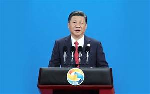 President Xi's Keynote Speech At Belt and Road Forum ...