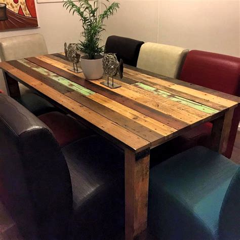 dining room table centerpiece ideas 130 inspired wood pallet projects and ideas page 6 of
