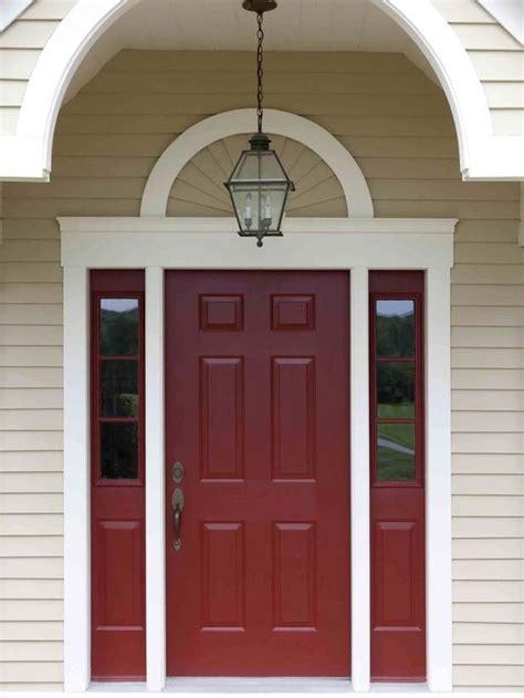 popular colors to paint an entry door door front door