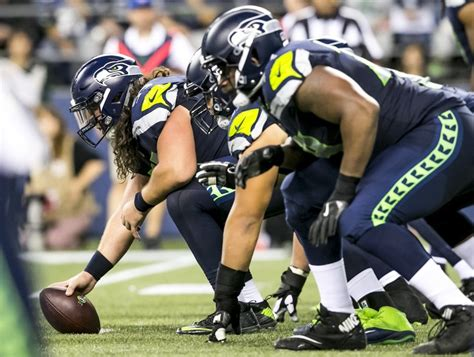 seahawks thursday injury report offensive linemen justin
