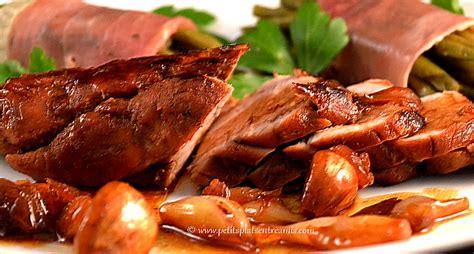cuisiner le filet mignon de porc en cocotte filet mignon au miel petits plats entre amis