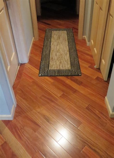 beveled edges difficult  clean hardwood floor care