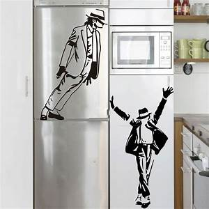 5725cm best selling 2015 dancing michael jackson wall With vinyl wall lettering michaels