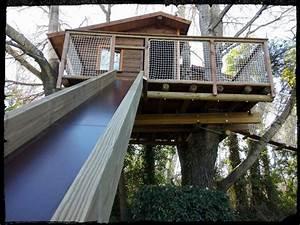 Cabane Toboggan Pas Cher : toboggan pour cabane cabanes and co ~ Dailycaller-alerts.com Idées de Décoration