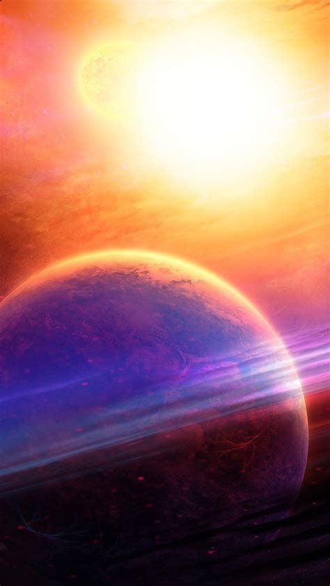 Nibiru Planet X Wallpaper