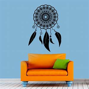 Living room protection symbol art wall decor sticker vinyl
