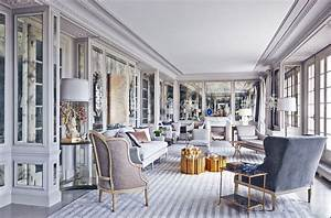 Gorgeous, Homes, With, French, Interior, Design, Photos