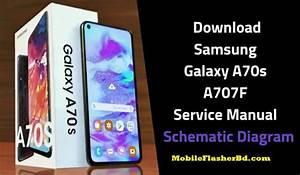 Download Samsung Galaxy A70s    A707f Service Manual