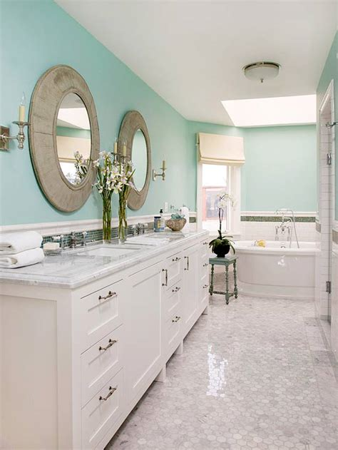 Bathroom Paint Colors With White Tile by Bathroom Paint Ideas Better Homes And Gardens Bhg