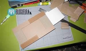 Cadre A Faire Soi Meme : tutoriel d 39 un cadre photo en carton faire soi m me ~ Nature-et-papiers.com Idées de Décoration