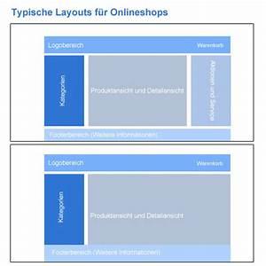 Online Shop De : layout und design f r den onlineshop ~ Buech-reservation.com Haus und Dekorationen