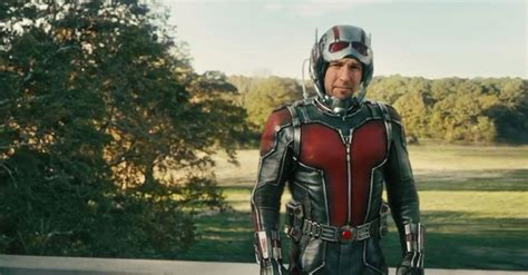 Paul Rudd Was Excited to Hold Captain America's Shield on ...