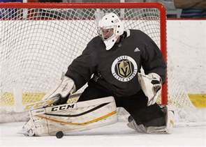 Vegas Golden Knights Goalie
