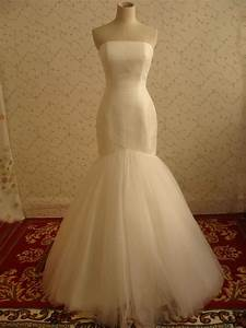China real fishtail wedding dress rd9898 china fishtail for Fishtail wedding dresses