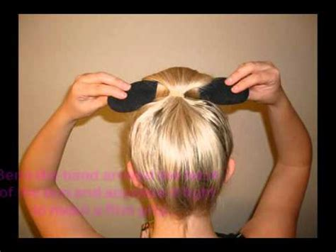 easy bun hair bun maker girls deals youtube