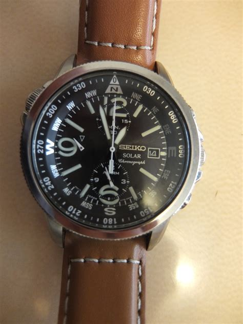 seiko original chronograph 100 mts zapphire u s 850 00 en mercado libre