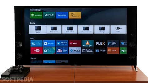 sony android tv sony x93c android tv review size does not matter