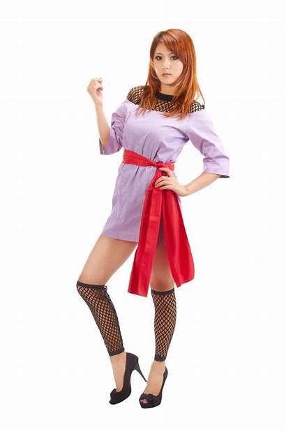 Cosplay Naruto Temari Costume Cosercosplay