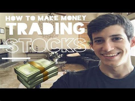 money trading penny stocks investing  youtube