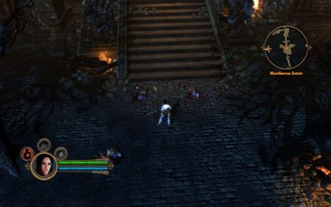dungeon siege 3 abilities dungeon siege 3 impressions no high scores