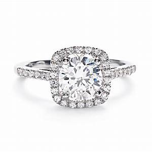 what to consider in choosing square engagement rings With wedding band for square engagement ring