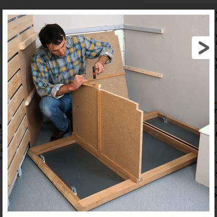 comment fabriquer soi m 234 me un meuble pour le lavabo bricobistro