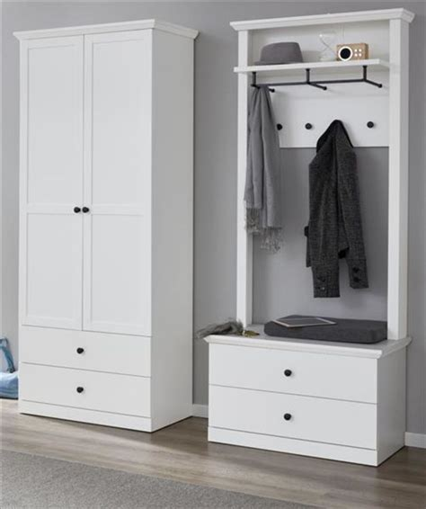 flur garderobe landhaus garderobe sitzbank bank landhaus in wei 223 flur diele
