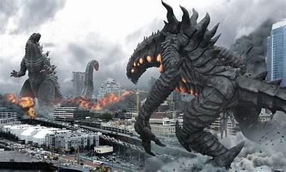 Godzilla Wallpapers 4k Background Monsters Ldn Artstation