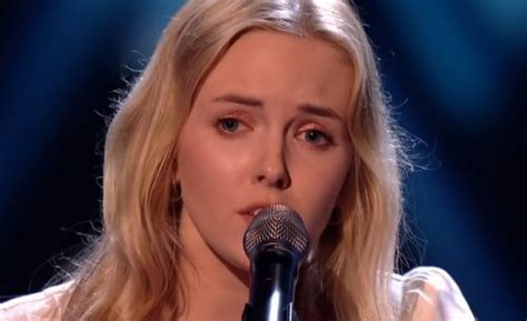 Esther Cole The Voice UK Audition 2021