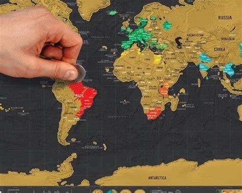 carte a gratter carte a gratter monde 28 images carte du monde 224 gratter luxe la geekerie carte du monde