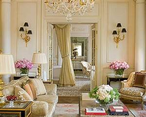 FRENCH COUNTRY STYLE OF DÉCOR - elegant decor