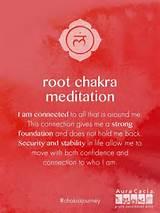 Chakra Meditation: Root Chakra Meditation Script