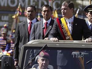 PRESIDENT OF ECUADOR: '¡Heil Hitler!' | Business Insider