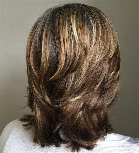 style layered hair 50 most universal modern shag haircut solutions 3824