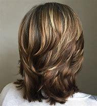 Medium Length Layered Haircuts Thick Hair