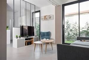 amenagement renovation maison appartement lyon With meuble de salle a manger avec creer sa cuisine