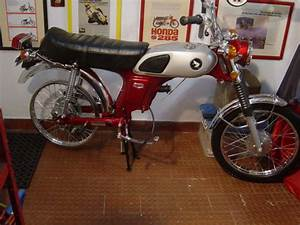 Honda Cl70 K0 1969 Usa Perfect Restoration All Nos Honda
