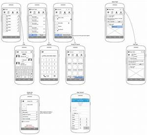 1000 images about mobile wireframes on pinterest With wire frame diagrams