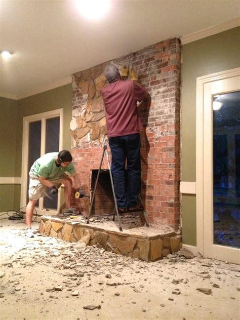 diy concrete fireplace     designer trapped