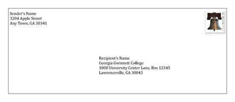 student mail  package receipt georgia gwinnett college