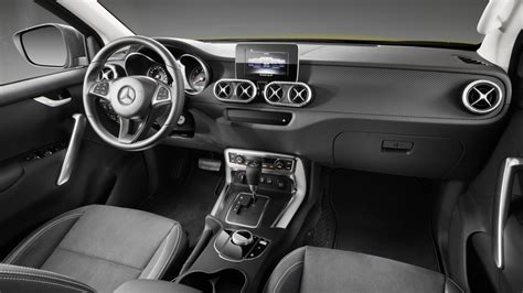 Mercedes X Class Interior by The Mercedes X Class Is Finally Here And It