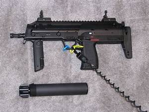 What gun did Seal Team 6 use to kill Osama Bin Laden ...