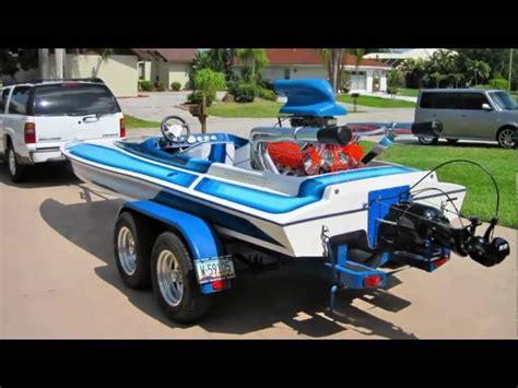 Eliminator Daytona Jet Boats For Sale by 1985 Eliminator Daytona Picklefork Tunnel Hull Jetboat