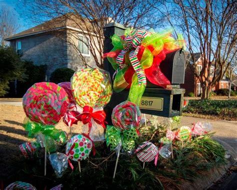 Make Big Candy Decorations