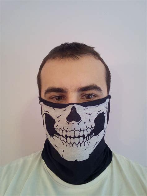 Bandana Marama Skull Kostur Potkapa Maska Model 1 - Kupindo.com (60523045)