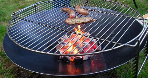 comment cuisiner du poisson brasero barbecue combustibles et modèles braseros fr