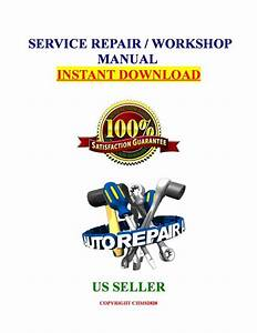 Mitsubishi Pajero 1991-1999 Service Repair Manual
