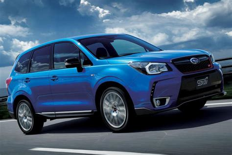 Forester Performance by Subaru Forester Performance 2017 Ototrends Net